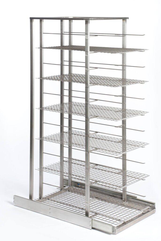 Rvs ventilatiekast